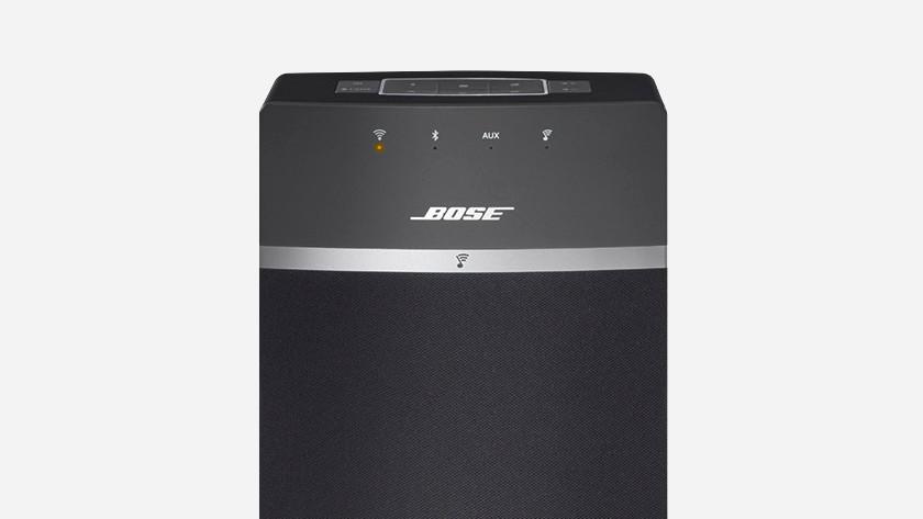 Turn on WiFi speaker