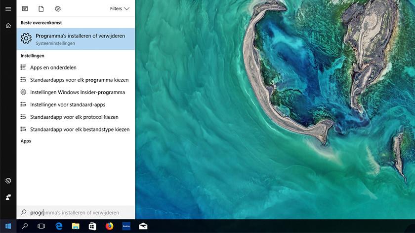Acer bloatware verwijderen Windows
