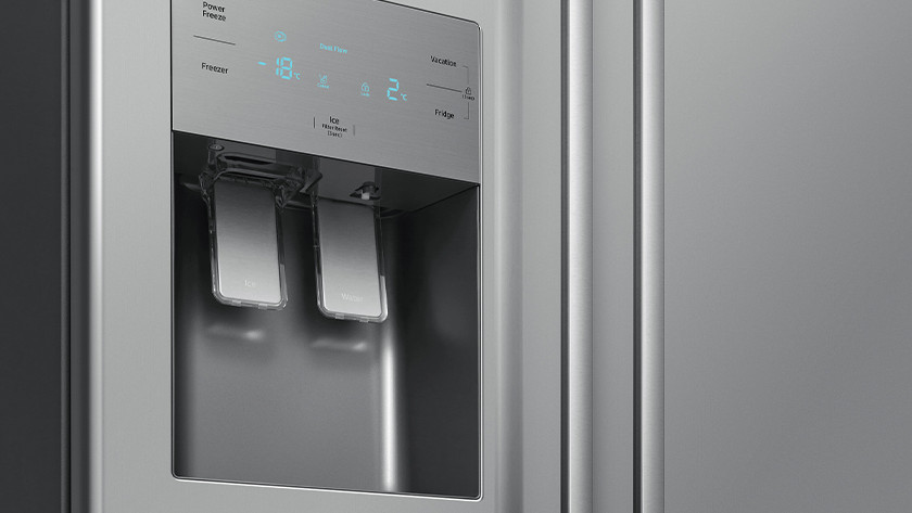 Watertoevoer koelkasten