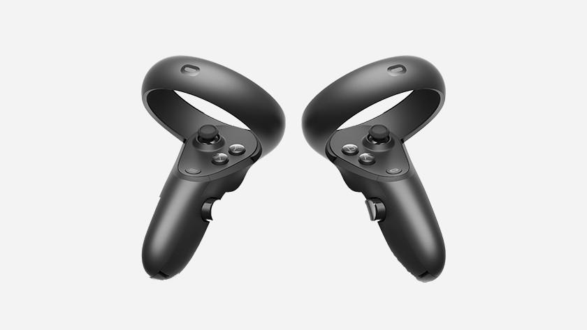 Nieuwe controllers Quest