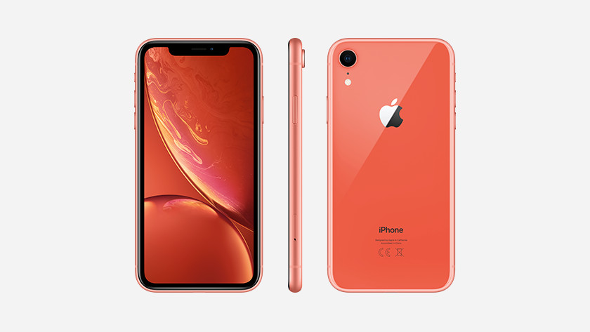 Apple iPhone Xr Koraal