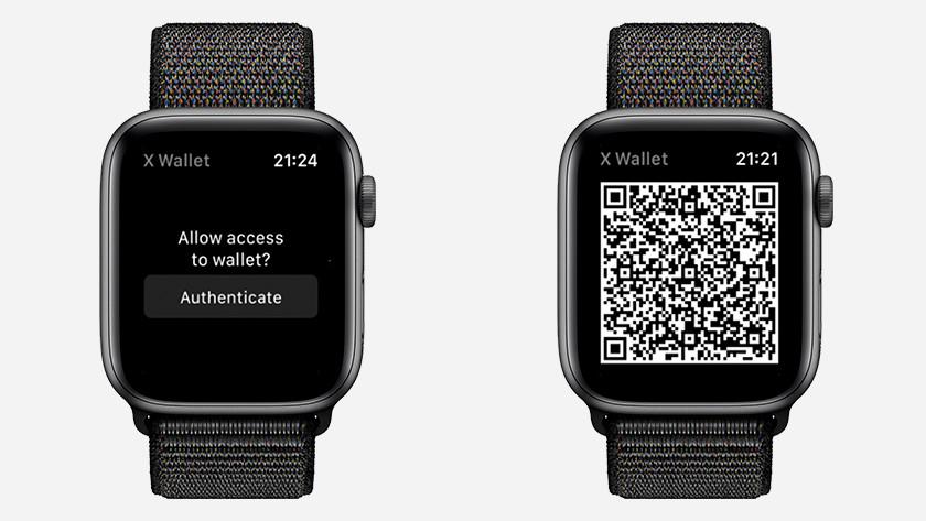 Wallet Apple Watch