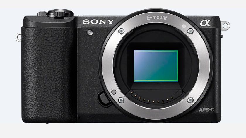 Sensor compactcamera