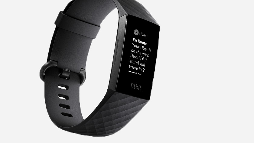 Fitbit Charge 3 App