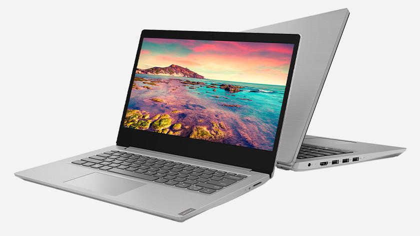 Lenovo IdeaPad laptop.