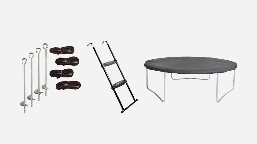 Accessoires pour trampolines