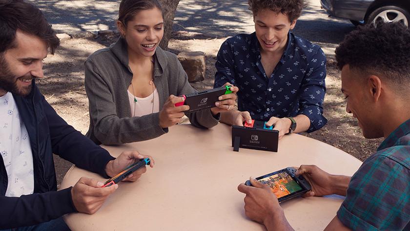 Jeu multijoueur sur écran partagé en coop et Nintendo Switch : bonnes configurations