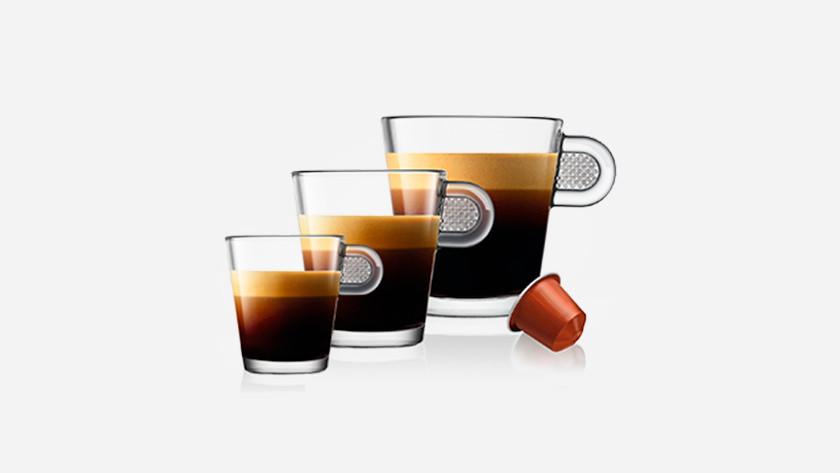 Nespresso Original: kleine kop koffie