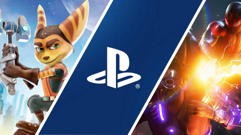 Bekijk jaaroverzicht PS4 en PS5 games
