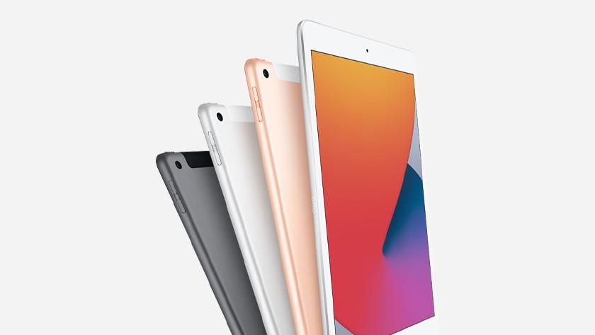 iPad (2020) colors