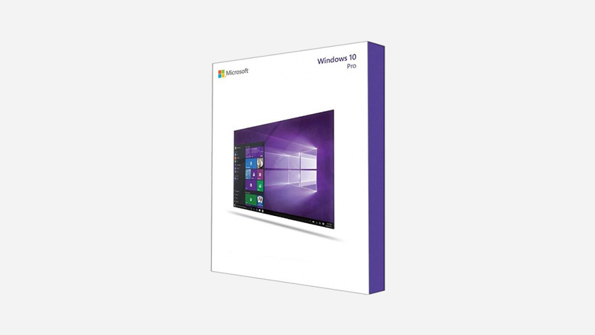 Windows 10 Pro doos.