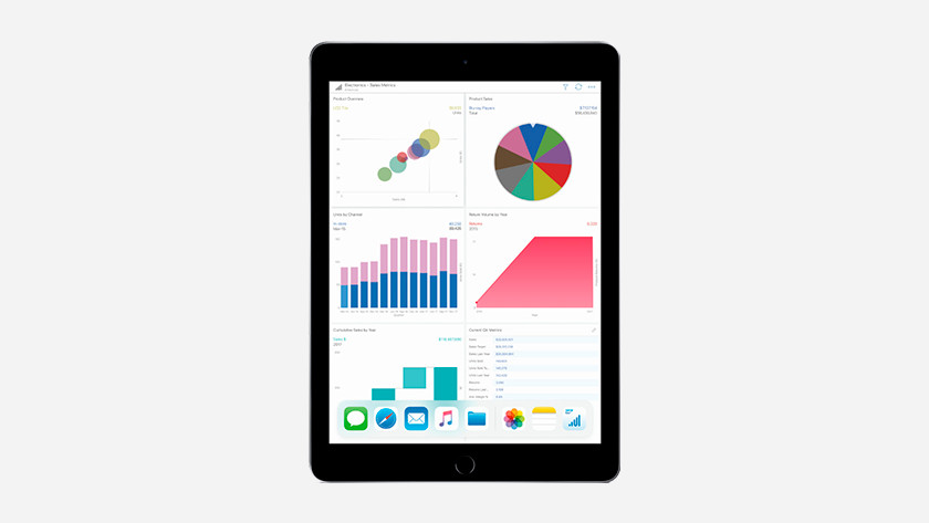Programma's op iPad 2018