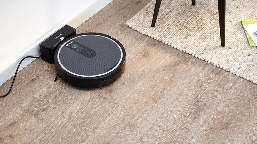 Robot vacuum battery running out