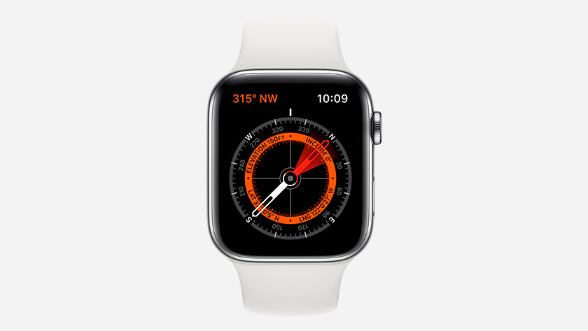 Kompas Apple Watch Series 5