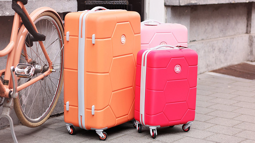 Suitcase choice