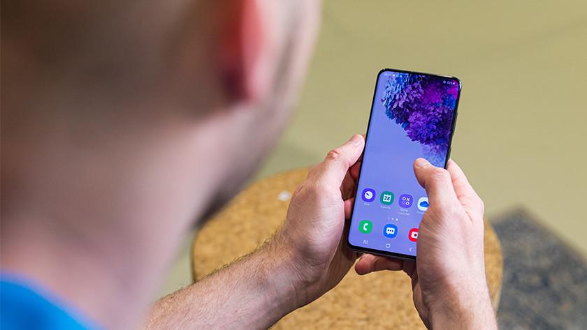 zakelijke smartphone leasen B2B