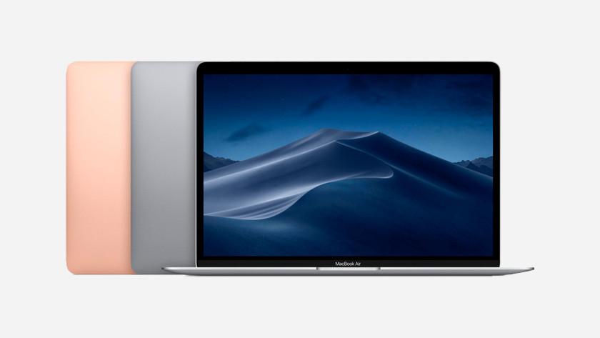 Scherm MacBook Air