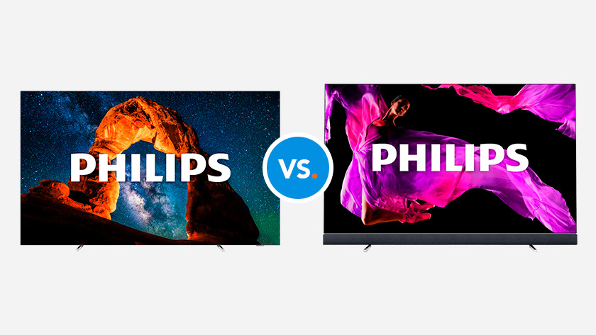 Compare Philips televisions