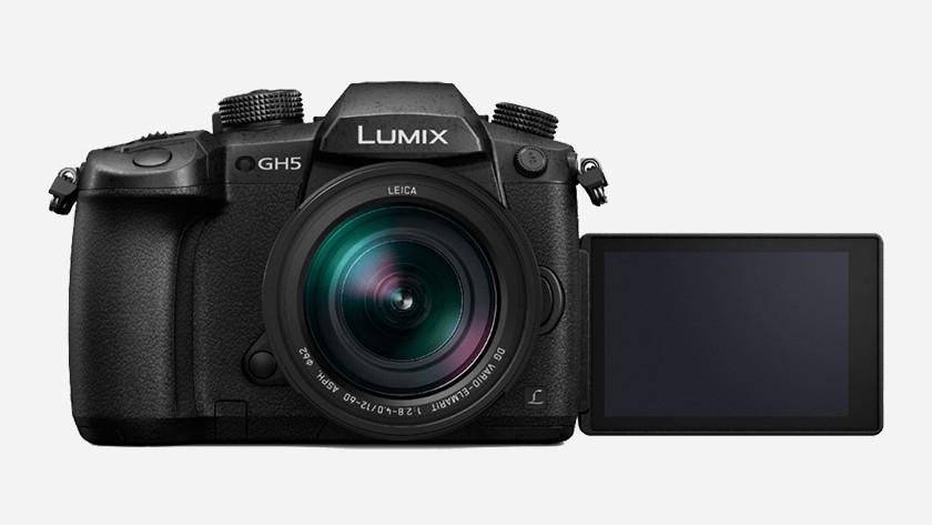 Eerste indruk van de Panasonic Lumix DMC-GH5