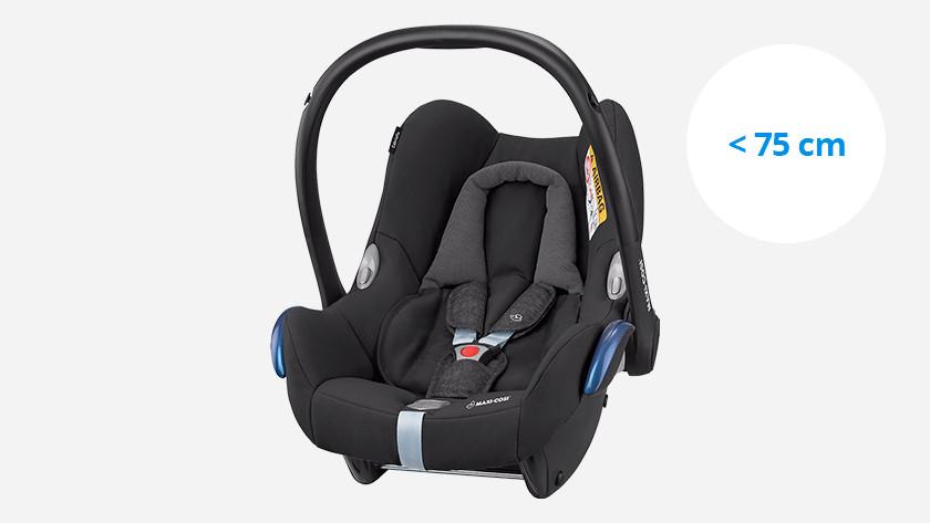 Baby autostoel groep 0+