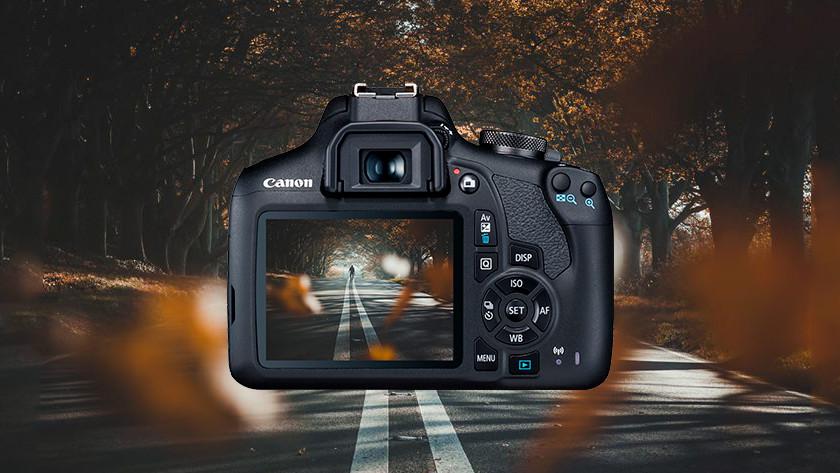 Beeldkwaliteit Canon