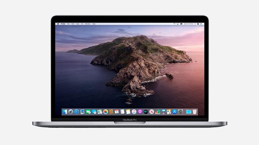 Beeldscherm MacBook Pro