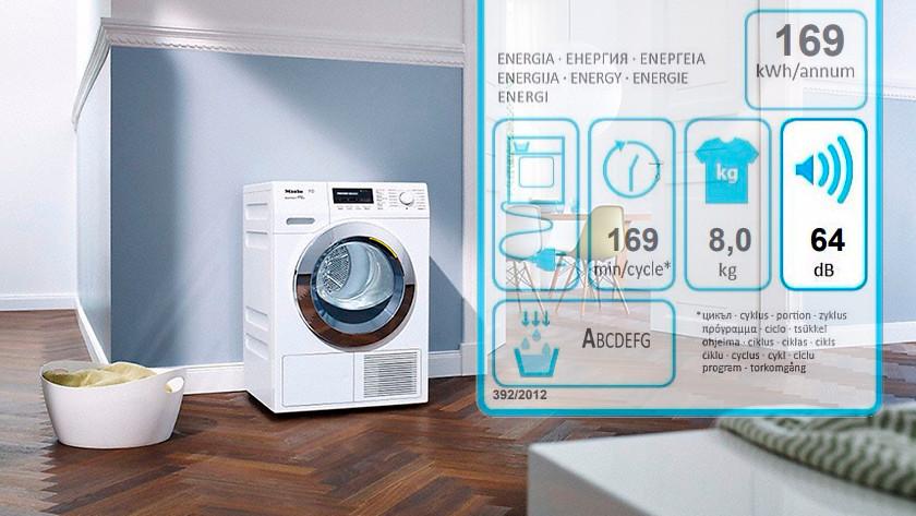 Noise level silent dryer