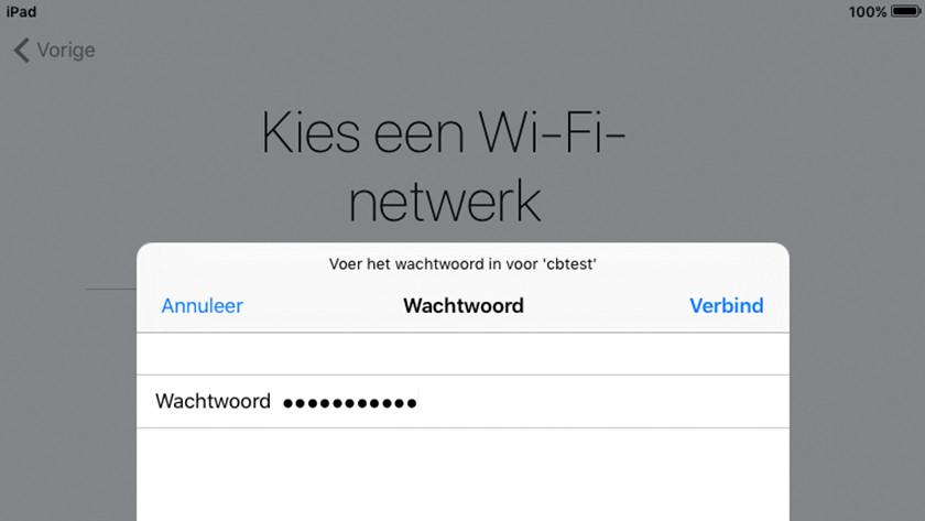 instructions Wi-Fi