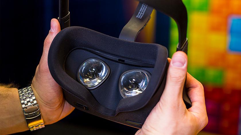 Lenzen Oculus instellen
