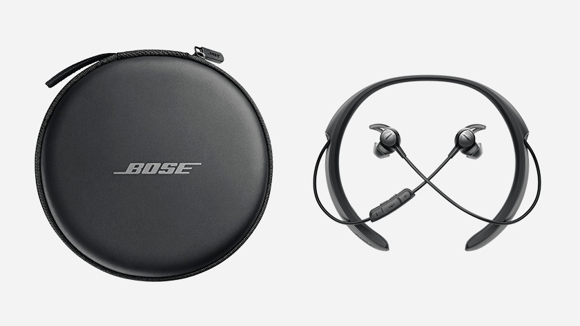 First impression Bose QuietControl 30