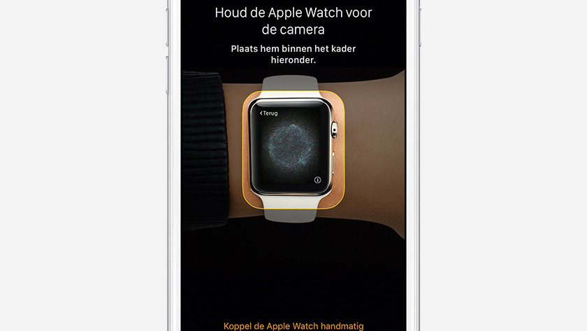 Apple Watch verbinden
