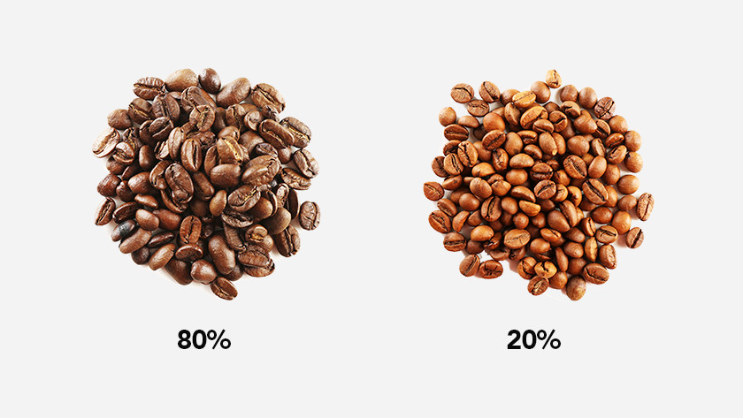 Differences between Arabica and Robusta beans