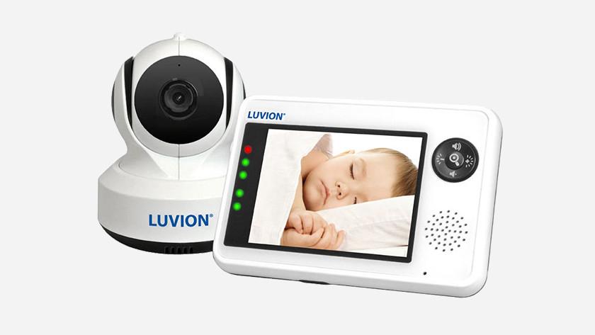 Image baby monitor