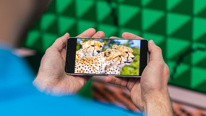 Samsung Galaxy 21 plus ervaring