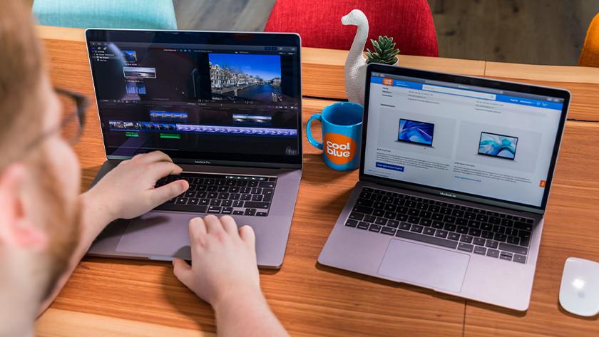 Apple MacBook vergelijken
