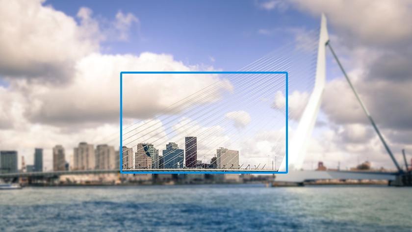 digitale zoom