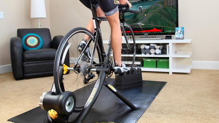 Basis fietstrainer of rollerbank