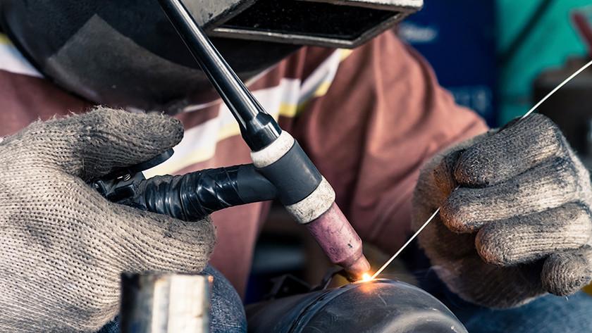 TIG welding applications