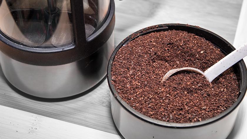 Faire du café avec une cafetière