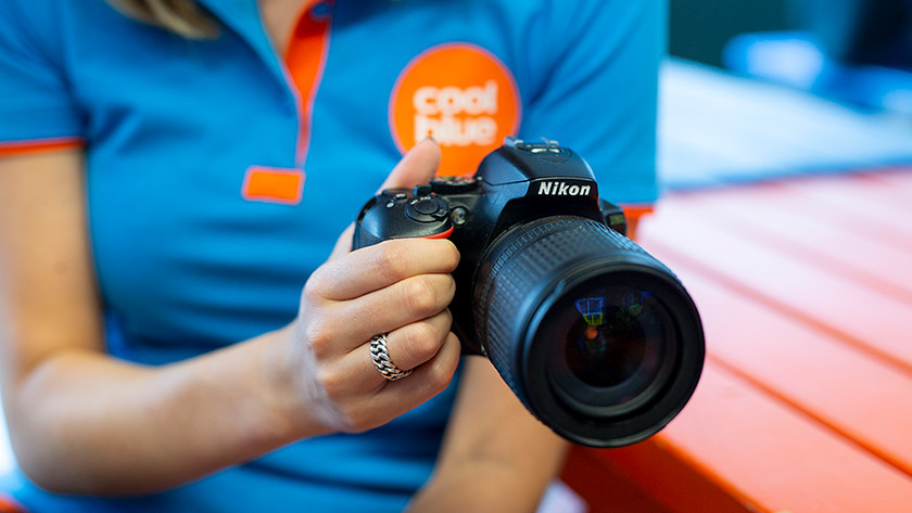 Hulp bij een Nikon camera
