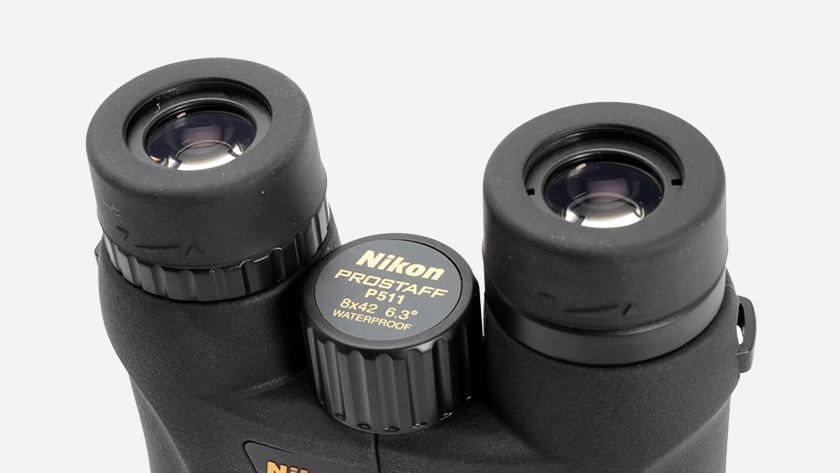 Roof binoculars