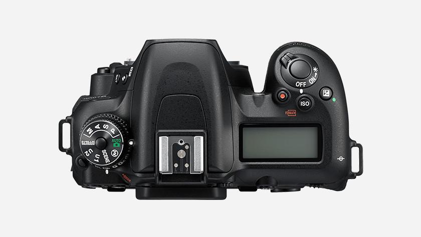 Geschikte fotograaf D7500