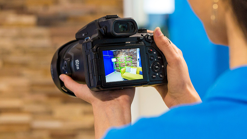 beeldkwaliteit bridge camera
