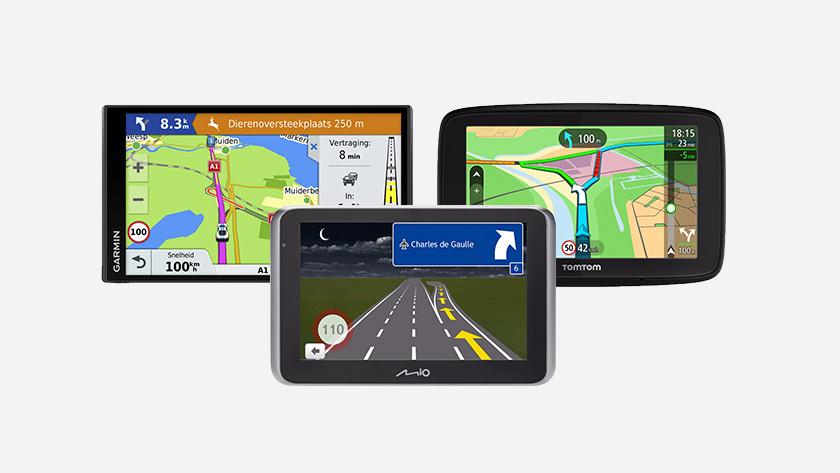 Autonavigatiesystemen