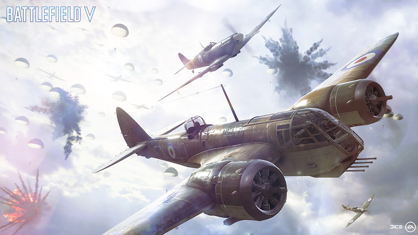 Air Force Battlefield V