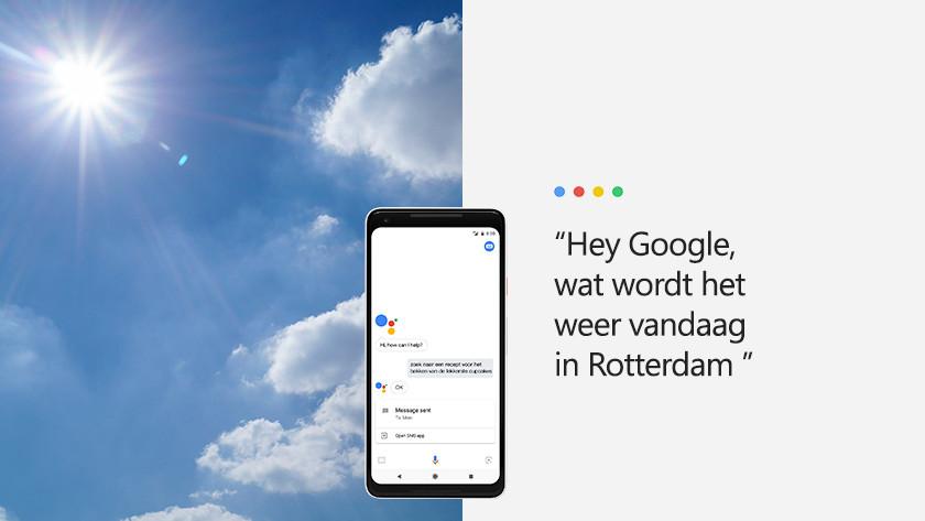 Nieuws ontvangen met Google Assistent