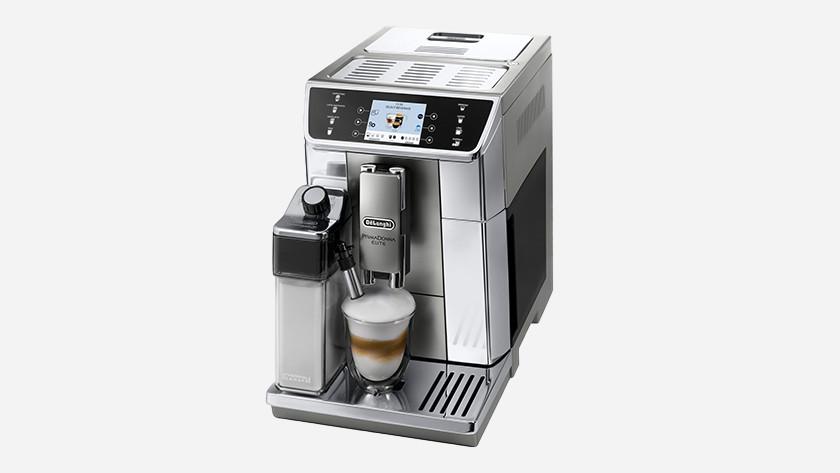 Alle De'Longhi PrimaDonna machines