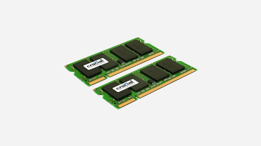 RAM memory slots.