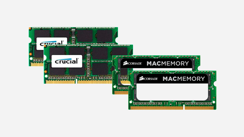 Mac geheugen