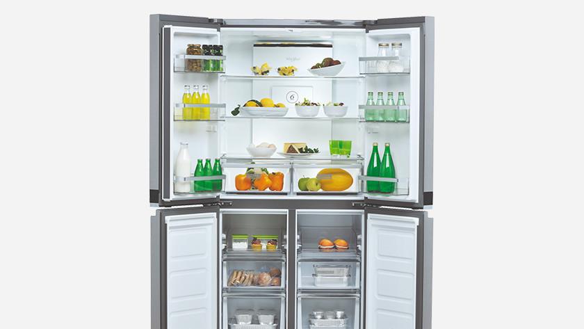 French door American fridge